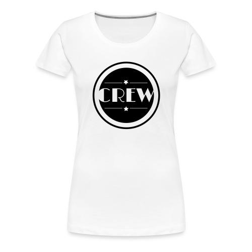 CREW - Frauen Premium T-Shirt