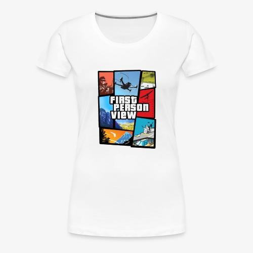 Ultimate Video Game - Women's Premium T-Shirt
