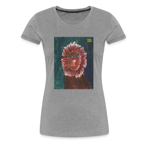 Lion T-Shirt By Isla - Women's Premium T-Shirt