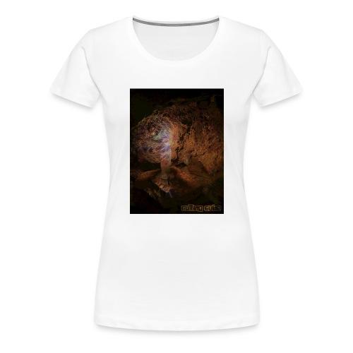 Cutting cube deluxe - Camiseta premium mujer