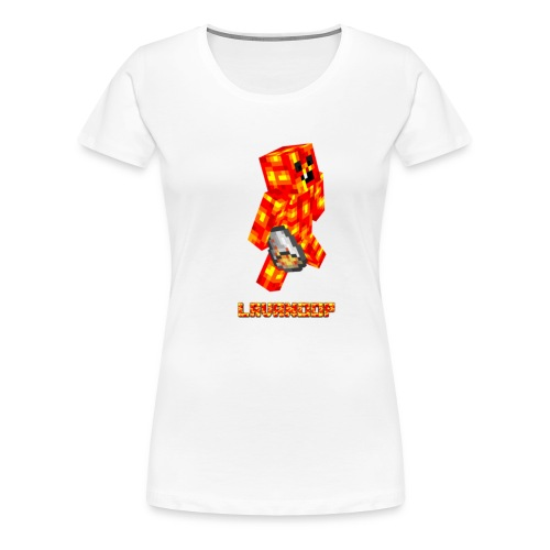 Lavanoop Merch - Frauen Premium T-Shirt