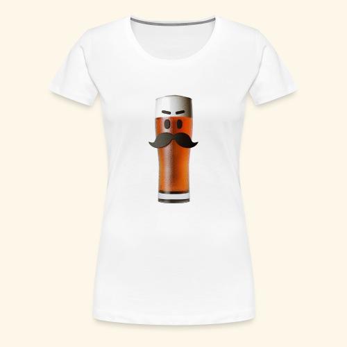 Beermoticon Mexican Pale Ale - Women's Premium T-Shirt