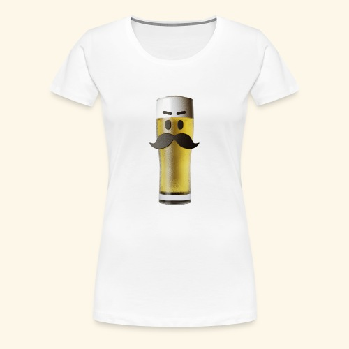 Beermoticon Mexican Lager - Women's Premium T-Shirt