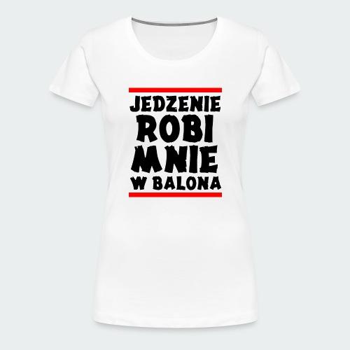 Damska Koszulka Premium JRBWB - Koszulka damska Premium