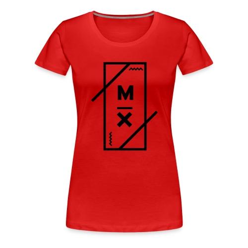 MX_9000 - Vrouwen Premium T-shirt