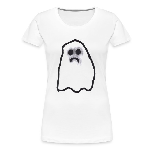 Mr S Ghostie - Women's Premium T-Shirt
