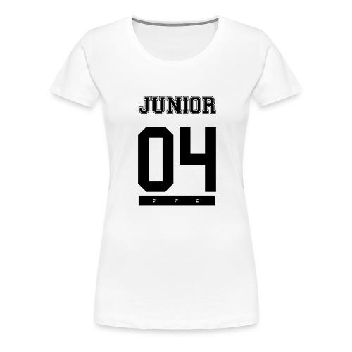 Junior 04 - Frauen Premium T-Shirt
