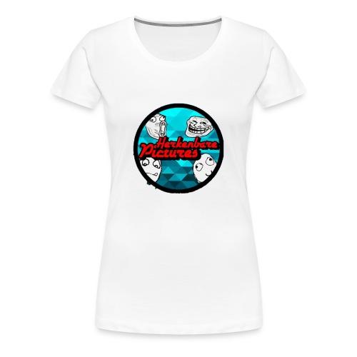 IMG_0637 - Vrouwen Premium T-shirt