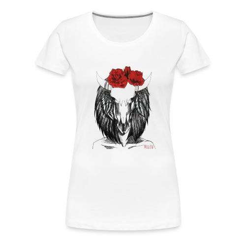 Zodiac Signs -Taurus - Women's Premium T-Shirt