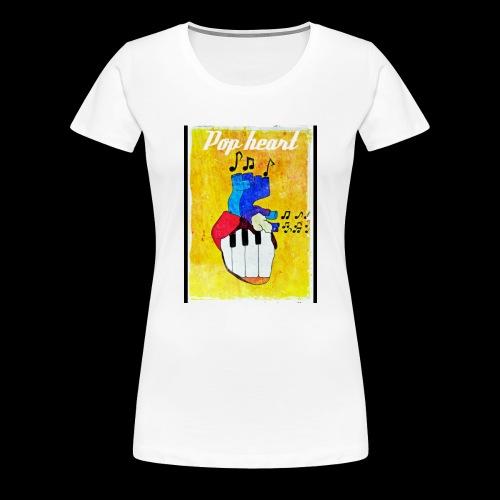 Pop heart - Maglietta Premium da donna