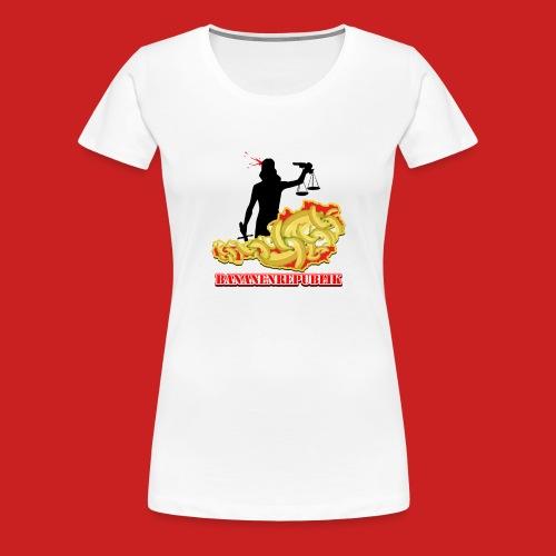 Bananen Republik Österreich - Frauen Premium T-Shirt