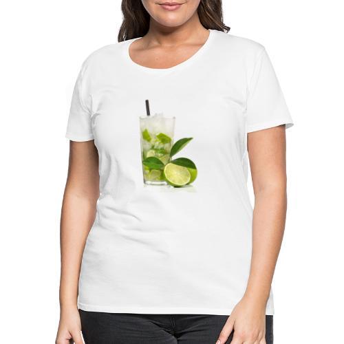 Caïpirinha - Women's Premium T-Shirt
