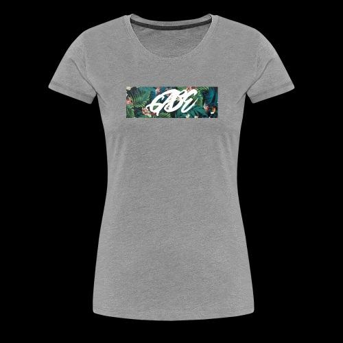 GABE FLOW - Frauen Premium T-Shirt
