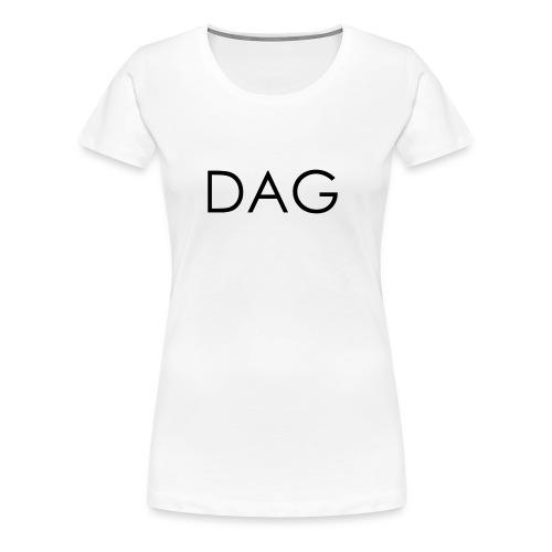 Die Abendgesellschaft - Frauen Premium T-Shirt