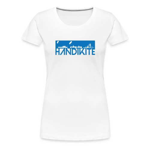 LOGO OFFICIEL 2018 07 - T-shirt Premium Femme
