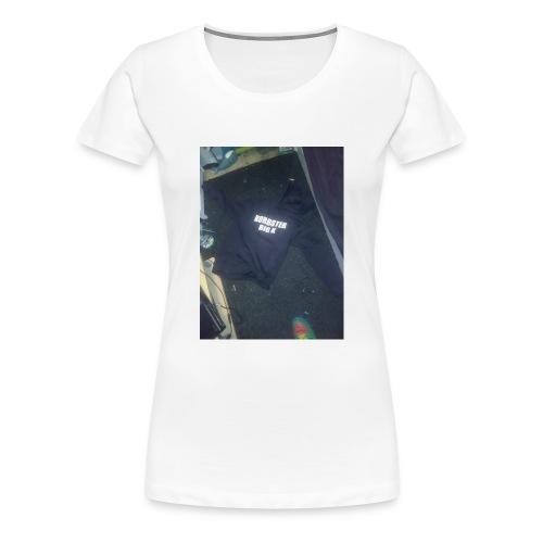 Big k Hoodie - Women's Premium T-Shirt