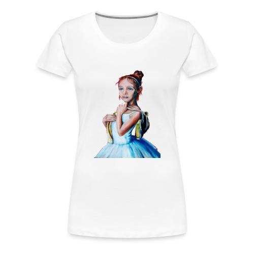 Little Dancer - Women's Premium T-Shirt