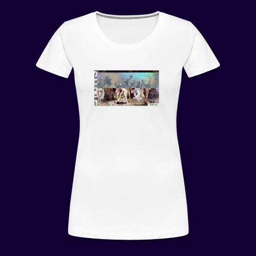 SHINE54 - Frauen Premium T-Shirt