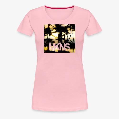 MKNS0006 - Frauen Premium T-Shirt