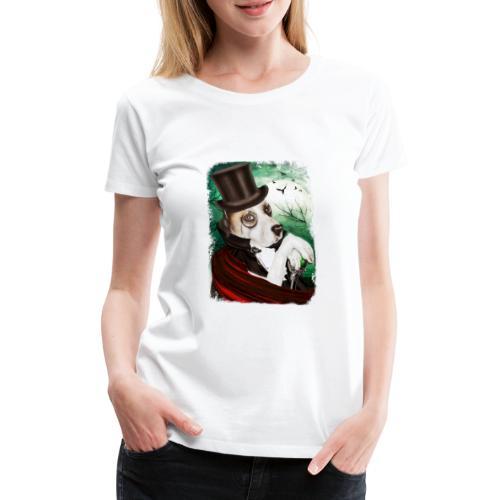 Gothic Dog #3 - Maglietta Premium da donna
