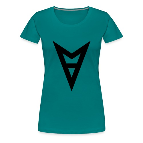 V - Women's Premium T-Shirt