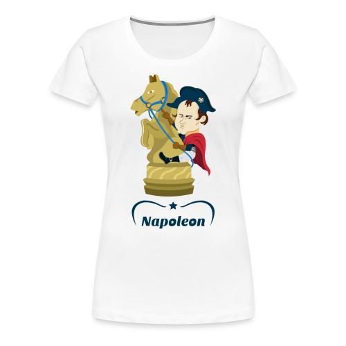 Napoleon - Frauen Premium T-Shirt