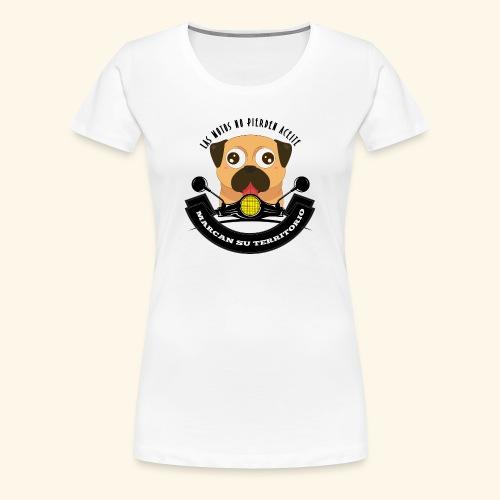 Territorio Perruno - Camiseta premium mujer