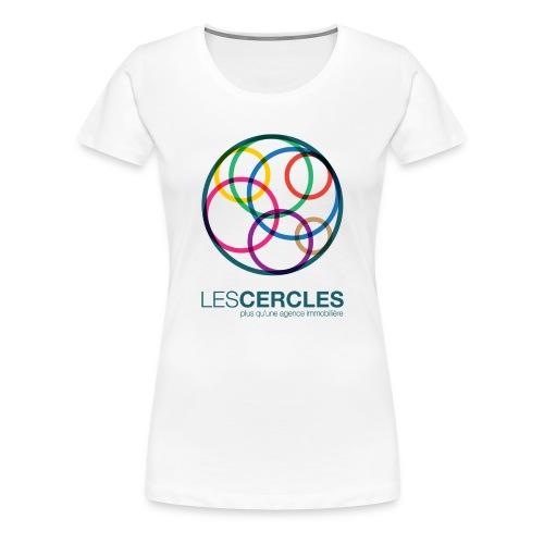 LESCERCLES 2019 Colour - Women's Premium T-Shirt