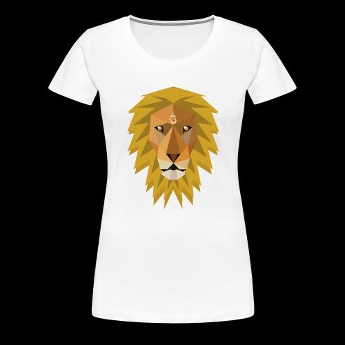 Spirit Lion case - Vrouwen Premium T-shirt