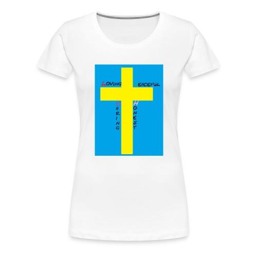 L.P.C.H - Premium-T-shirt dam