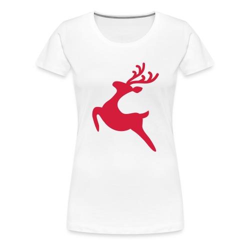 Caribou 8 - T-shirt Premium Femme