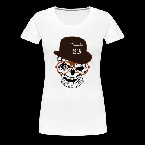 FIRAVAKA C.L. ★ T-SHIRT - T-shirt Premium Femme