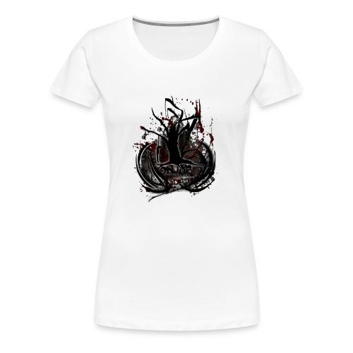 baum3 - Frauen Premium T-Shirt