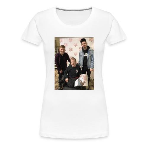 Elton's d - Women's Premium T-Shirt