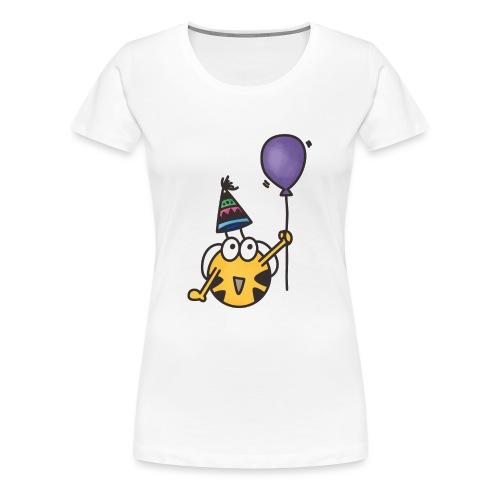Feierbiene - Frauen Premium T-Shirt