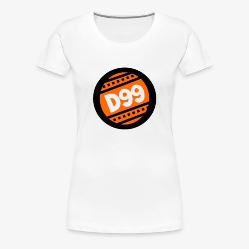 D99 - Women's Premium T-Shirt