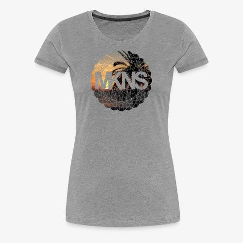 MKNS0003 - Frauen Premium T-Shirt