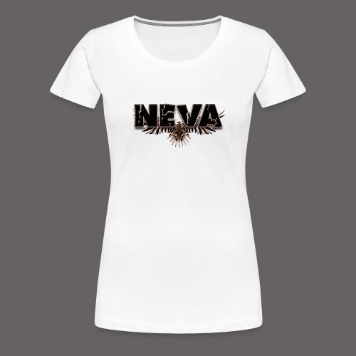 Neva Logo 2019 - T-shirt Premium Femme