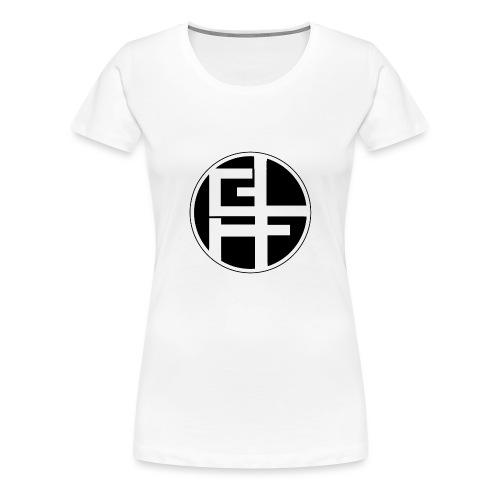 GLHF Black - T-shirt Premium Femme