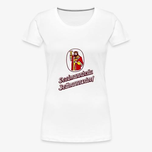 seelG09b gif - Frauen Premium T-Shirt