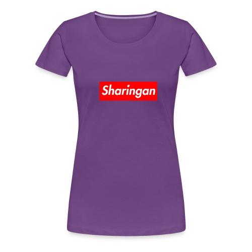 Sharingan tomoe - T-shirt Premium Femme