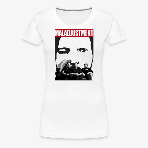 Maladjustment | Band - Frauen Premium T-Shirt