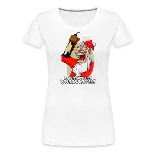weinachten - Frauen Premium T-Shirt