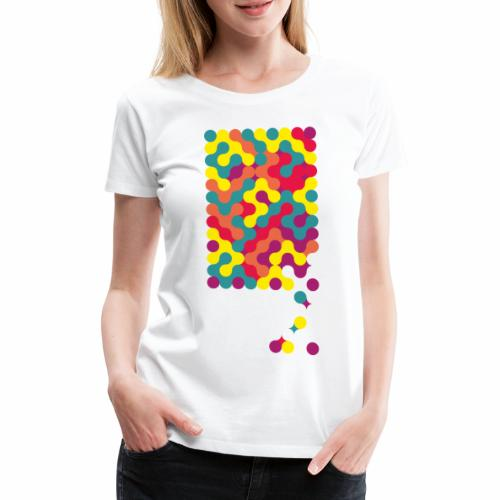 Falling ap-art - Women's Premium T-Shirt