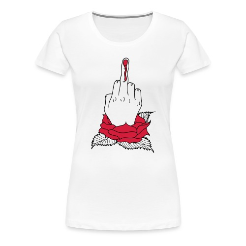 With Love - T-shirt Premium Femme