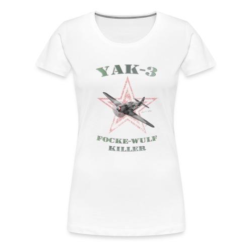 YAK n6 FWkiller15 copie2 - T-shirt Premium Femme
