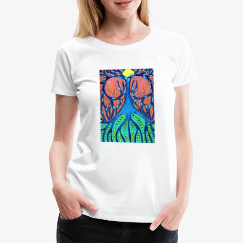 Drapieżne Drzewo - Koszulka damska Premium