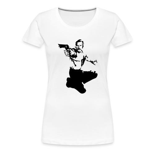 Napoli Violenta! - Women's Premium T-Shirt