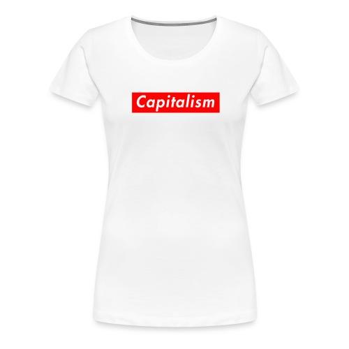 Soupreme capitalist - Women's Premium T-Shirt