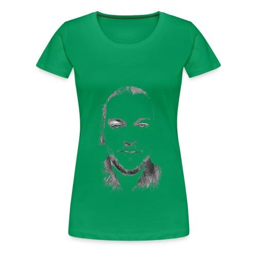 Profil2 png - Frauen Premium T-Shirt